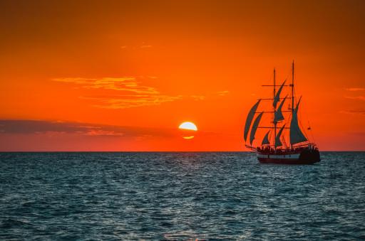 Sailing in the Aegean