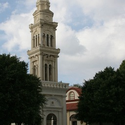 Rhodos Afandou church