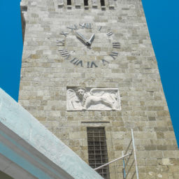 Evangelism's Clock Tower
