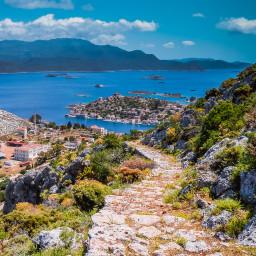 Kastellorizo view