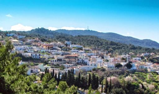 View of Kritinia