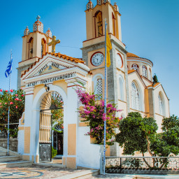 Monolithos Church